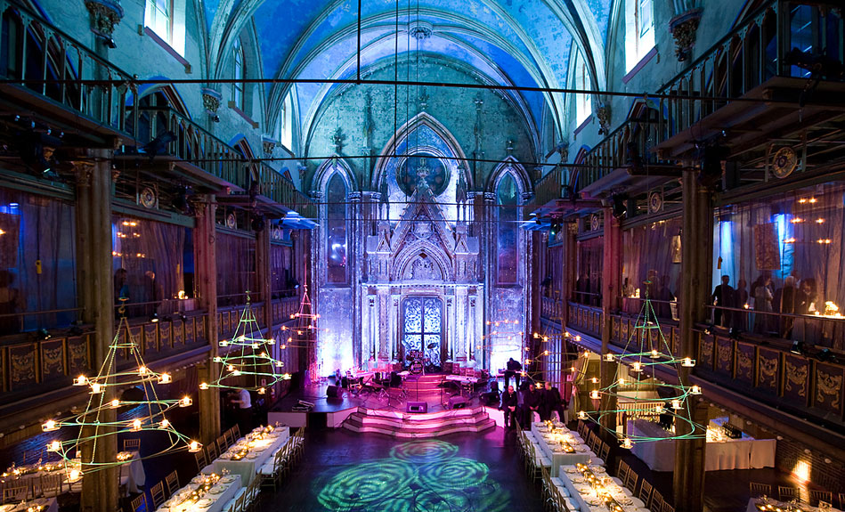Angel Orensanz Center where Art Hearts Fashion New York will be hosted this February.