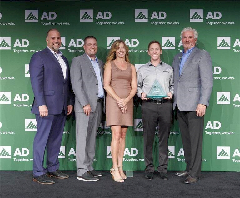 - Matco-Norca was honored to receive the Plumbing Vendor of the Year Award from Affiliated Distributors, during the 2018 Spirit of Independence Award Ceremony, conducted at the A.D. North American Meeting in Orlando.Scott Bardreau, Matco's VP of Sales, said it best,