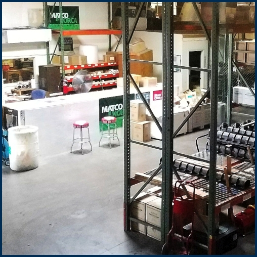 Buy/Sell Warehouse -