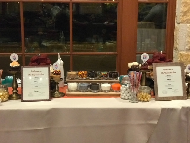 cureduchenne_UT_cupcakes_austin desserts_university of texas.jpg