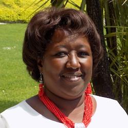 Dr. Agnes Binagwaho - former Minister of Health, Rwanda
