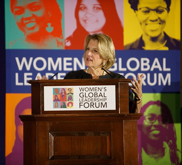End Women's History Month by celebrating the best moments of #WGLF! (link in bio) The conversation on the Role of Women in 21st Century Democracy has continued to move forward thanks to all the inspiring women and men that were involved in the forum. #womenlead #UVA #tbt