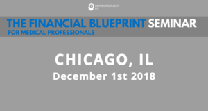 Reimbursement rx the financial blueprint seminar for medical the financial blueprint seminar for medical professionals for the mid west area chicago malvernweather Gallery