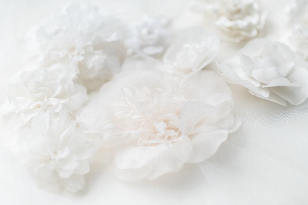 silk Flowers - F L U T T E R  C O L L E C T I O N