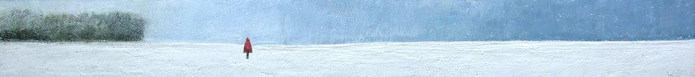winter's Self doubt 48x6  SOLD