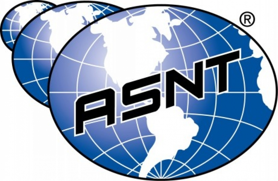 American Society for Nondestructive Testing -