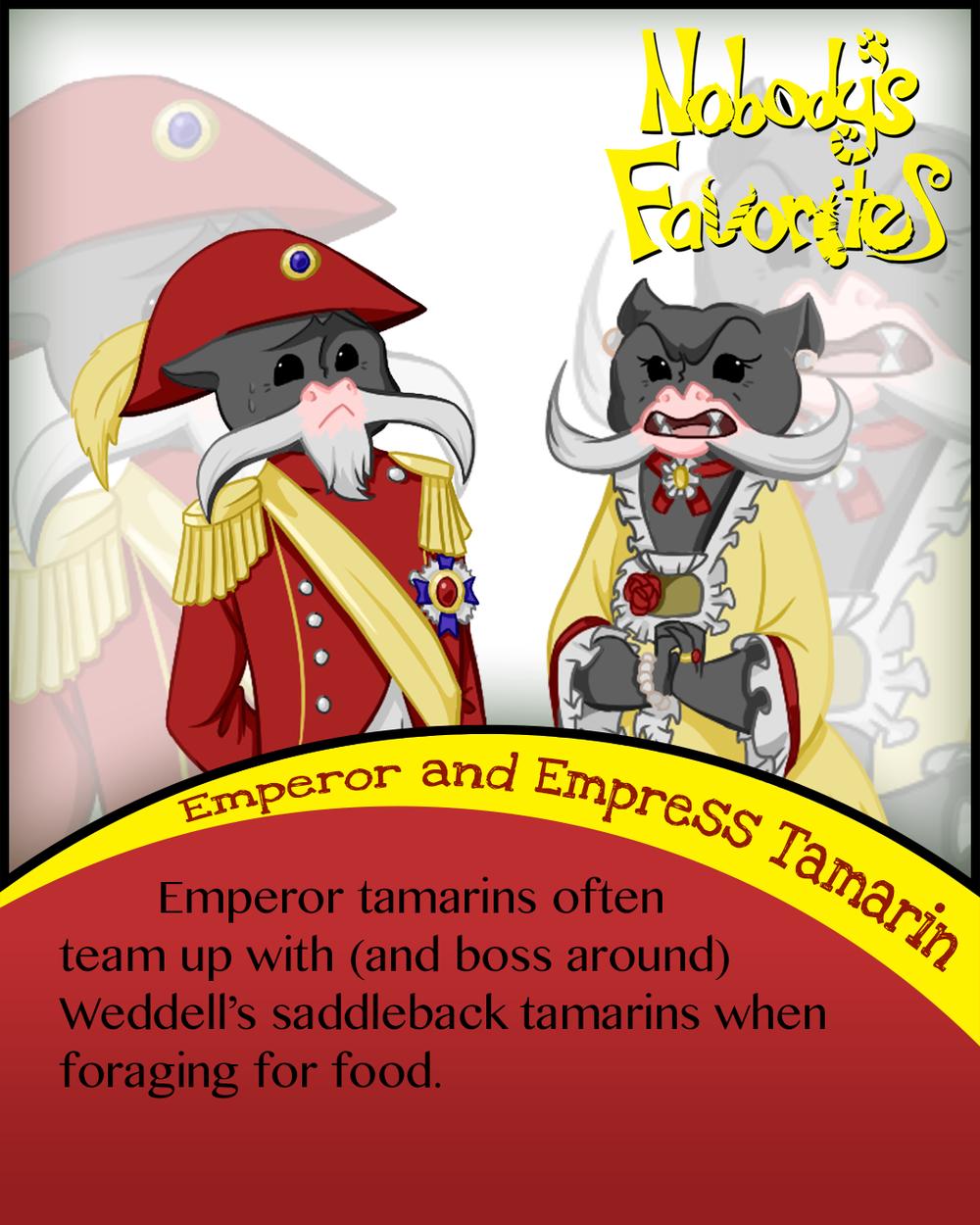 Emperor Tamrin - Fact 4