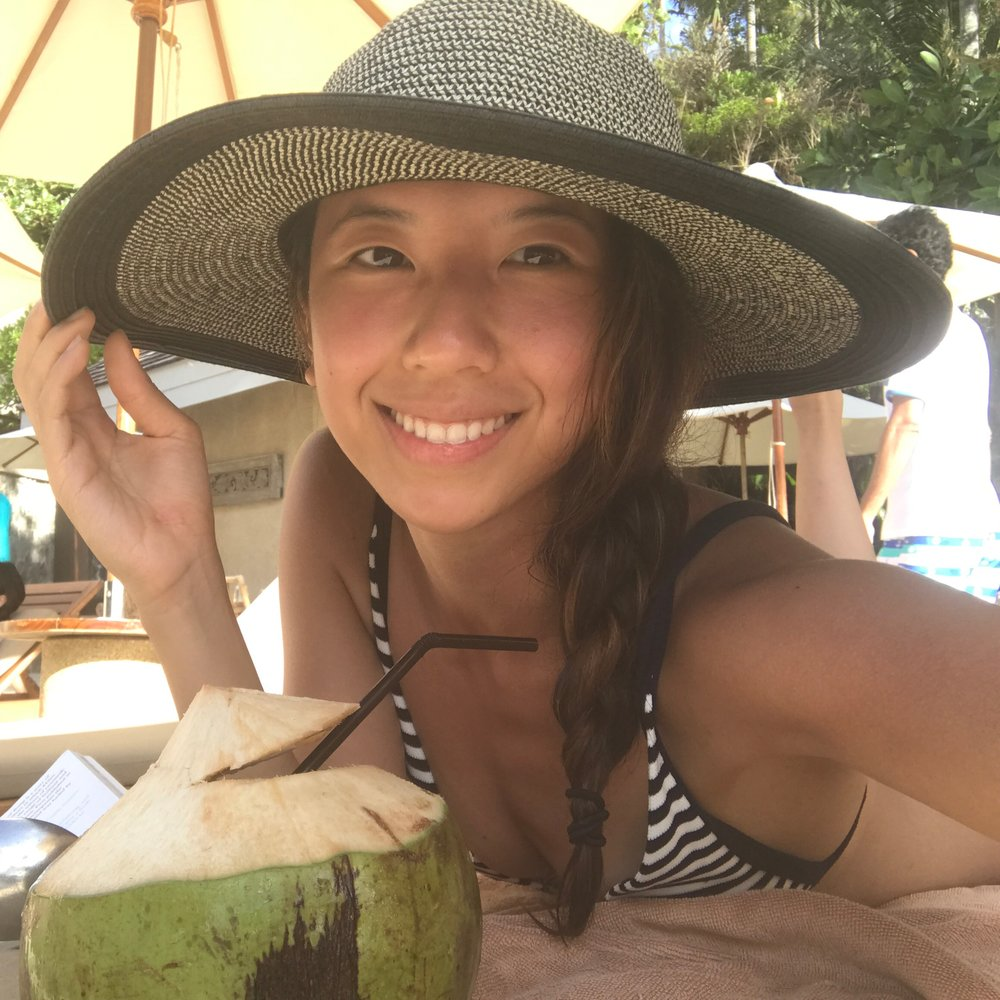2. Stay hydrated with H20(or coconut water) -