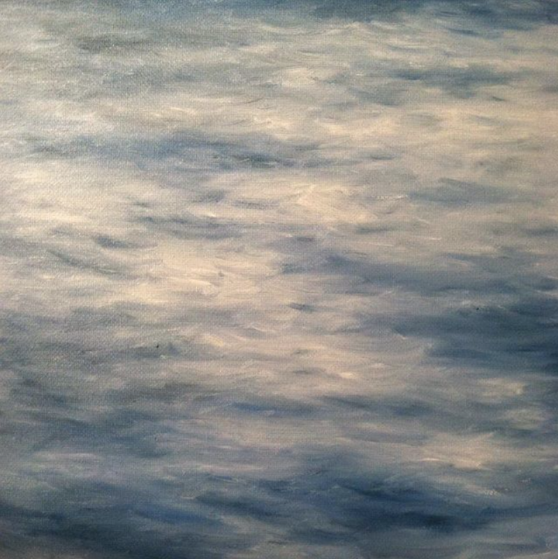 "Solstice, Detail | Oil | 16"" x 20"""