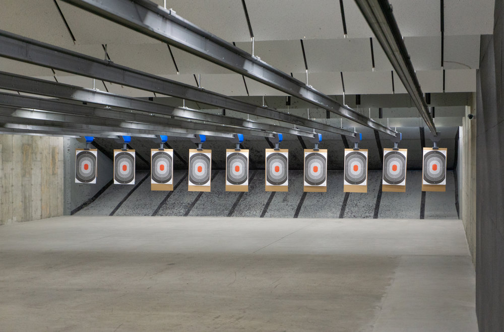 Hot Brass Firearm and Bow Range