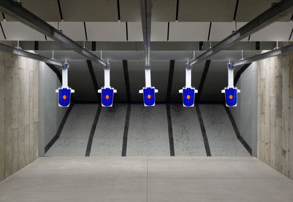 Indoor Shooting Range Boston | Hot Brass (Guns Inc.)