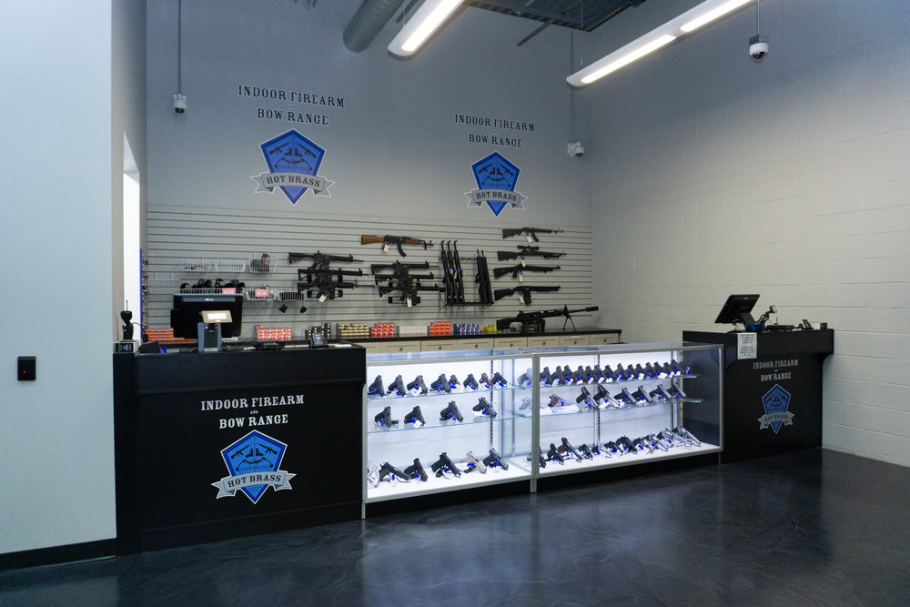 Gun Range West Springfield | Hot Brass (Guns Inc.)