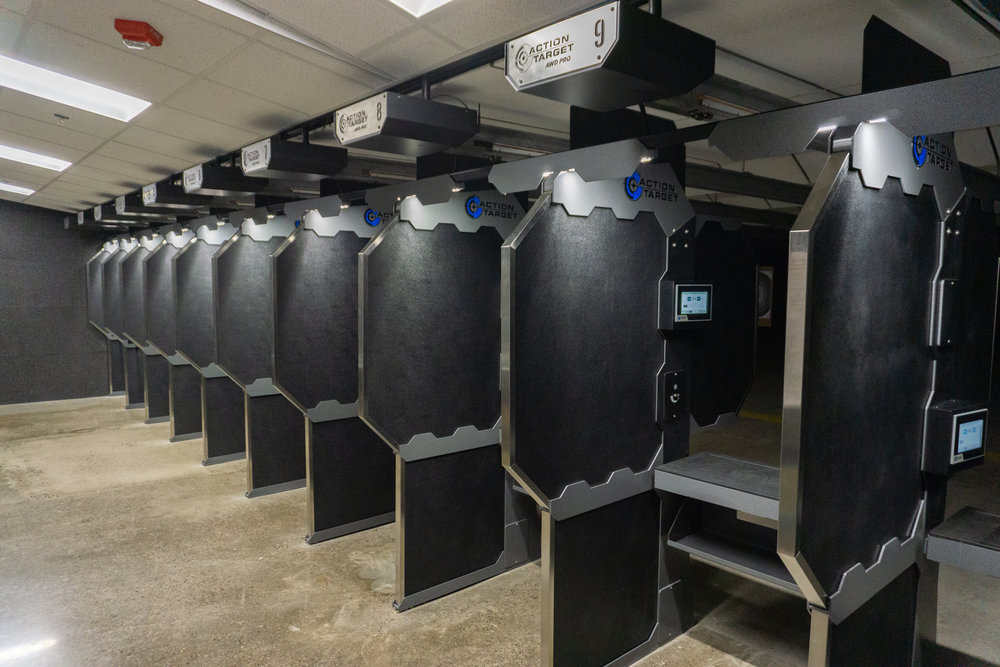 Shooting Range in West Springfield, MA