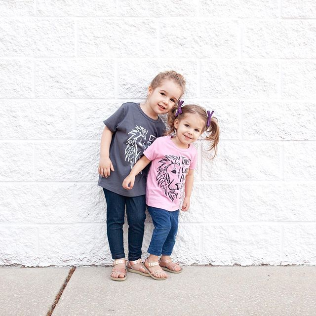 TShirt GIVEAWAY! Win some lovely shirts from @elorianspired! 😍 The girls adore these shirts. I love the message behind all of them. ❤️ Make sure to enter for a chance at a $50 shop credit!! To Enter: