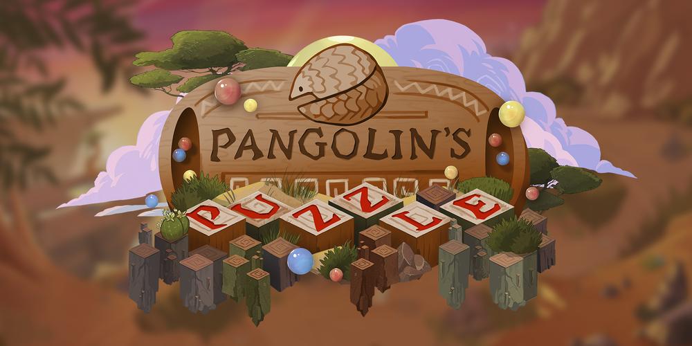 PangolinsPuzzleBanner