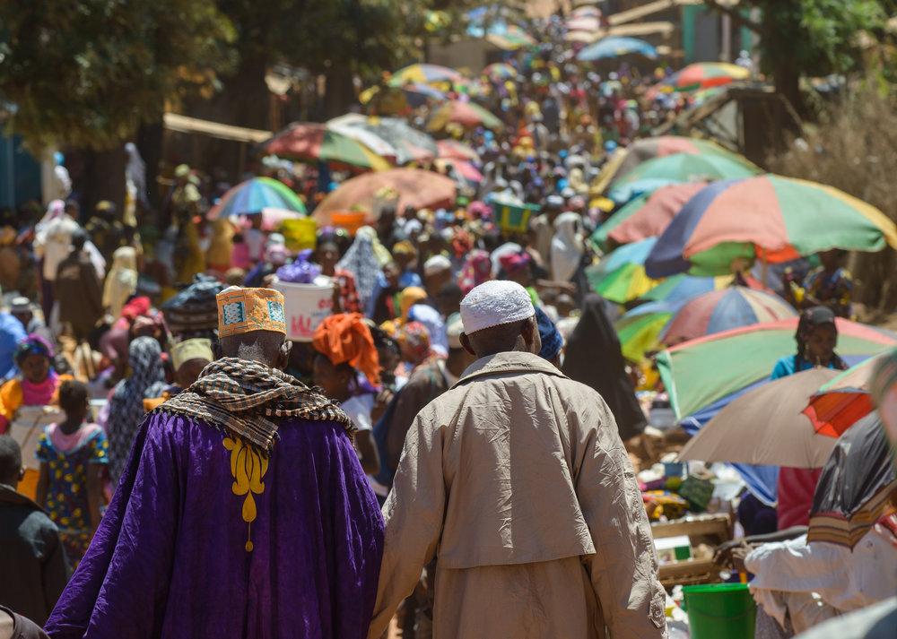 Mali-ville - Guinea