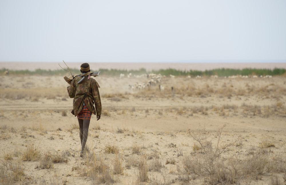 Turkana country - Kenya