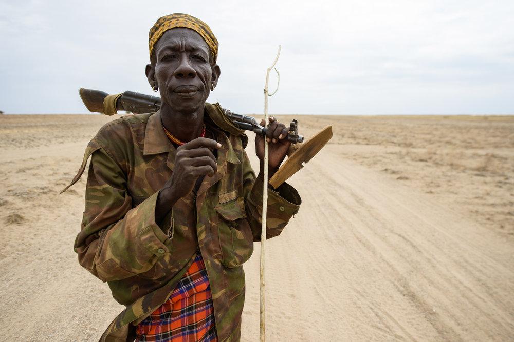 Turkana lake - Kenya