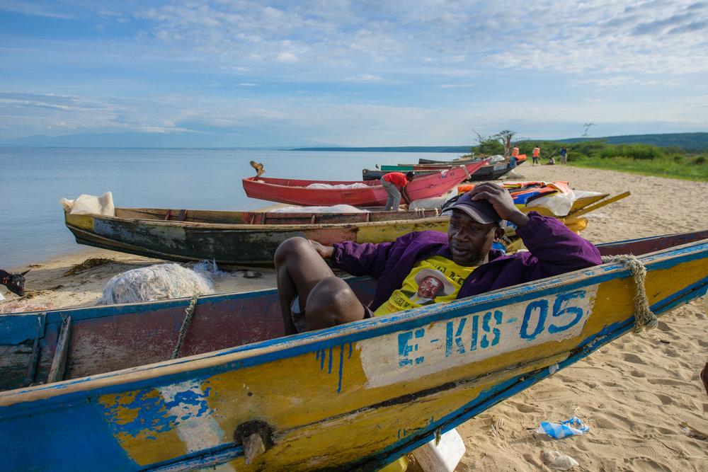 Lake Edward - Uganda