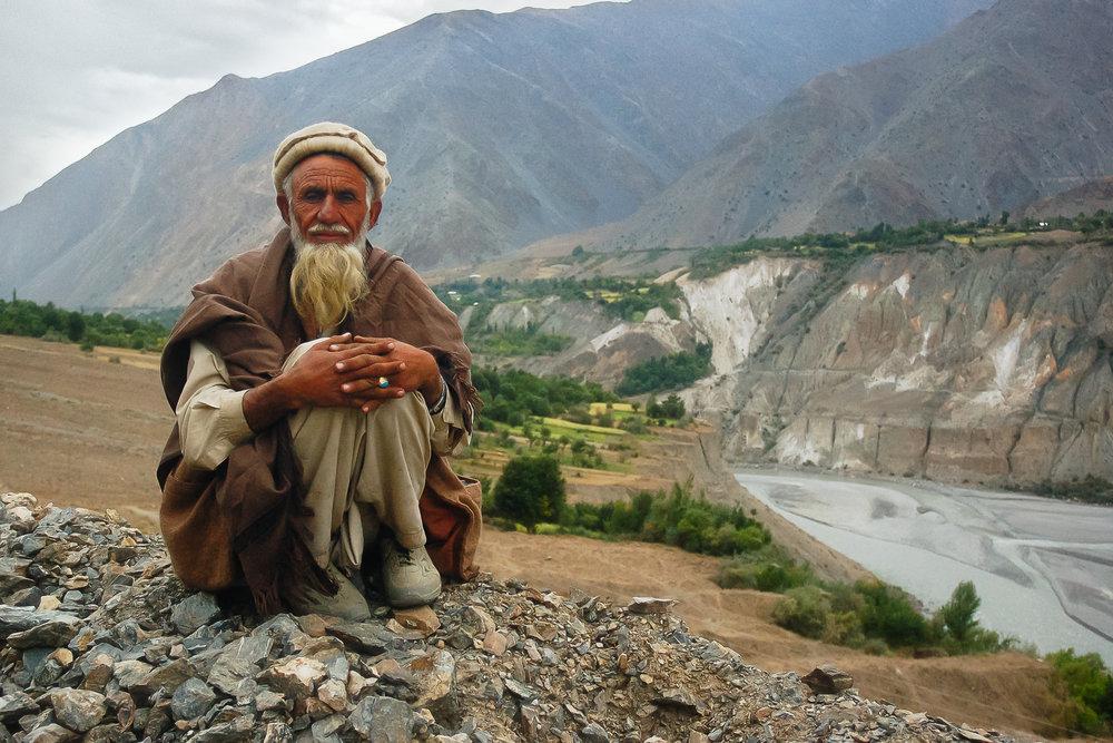 Hindu Kush - Pakistan