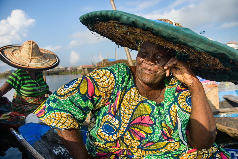 Ganvié - Benin