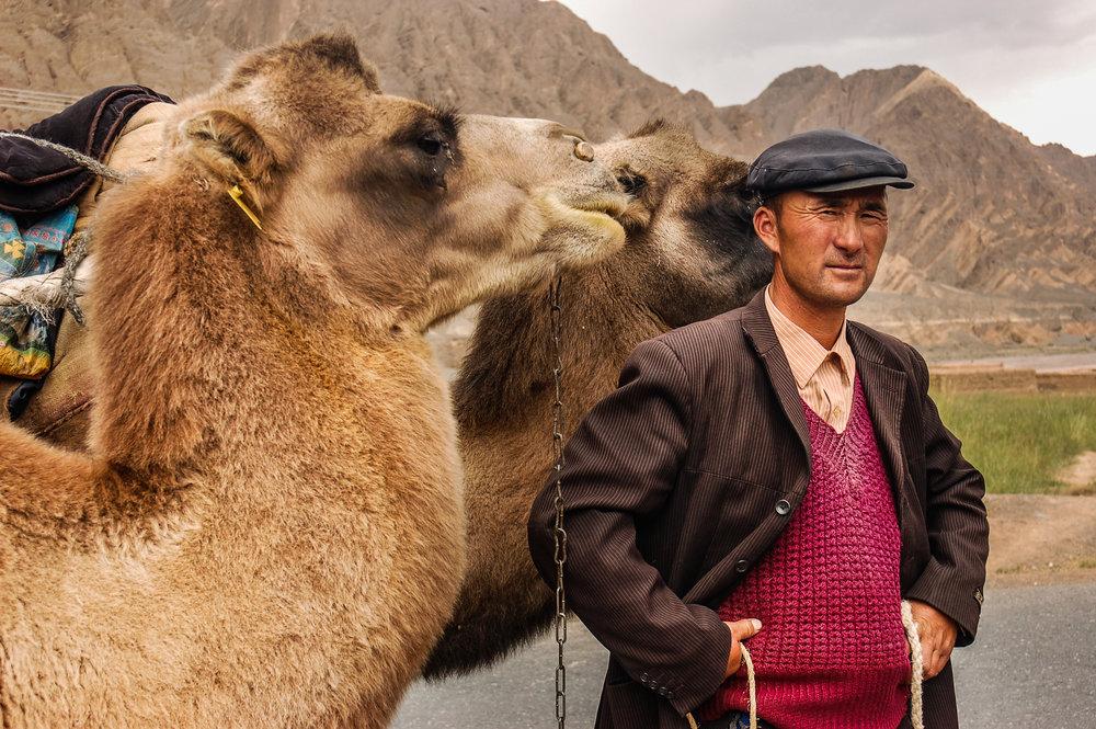 Uighuryistan (Xinjiang)