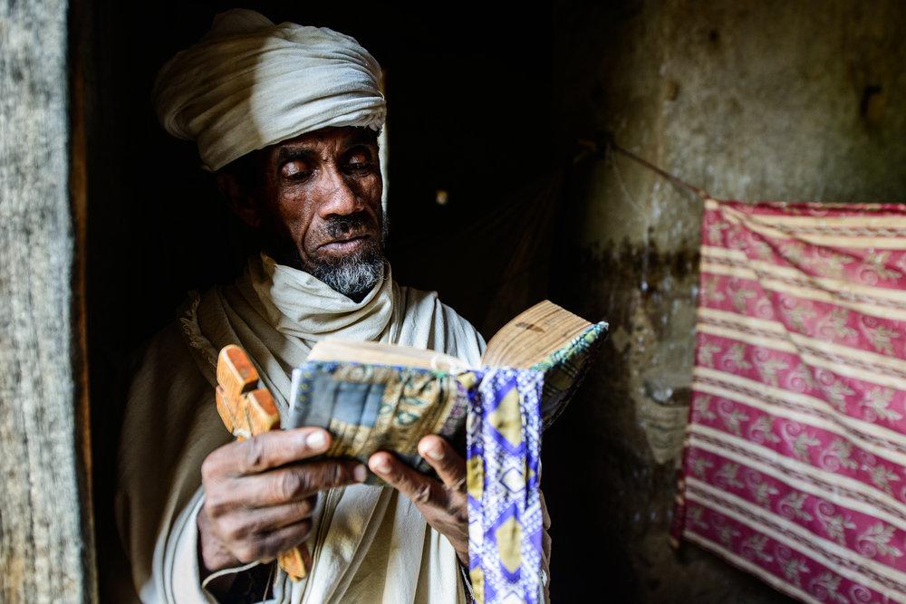 Espiritualidad etíope - Preservando prácticas que tienen miles de años de antigüedad, la Iglesia Ortodoxa de Etiopía le da al cristianismo su propio estilo.