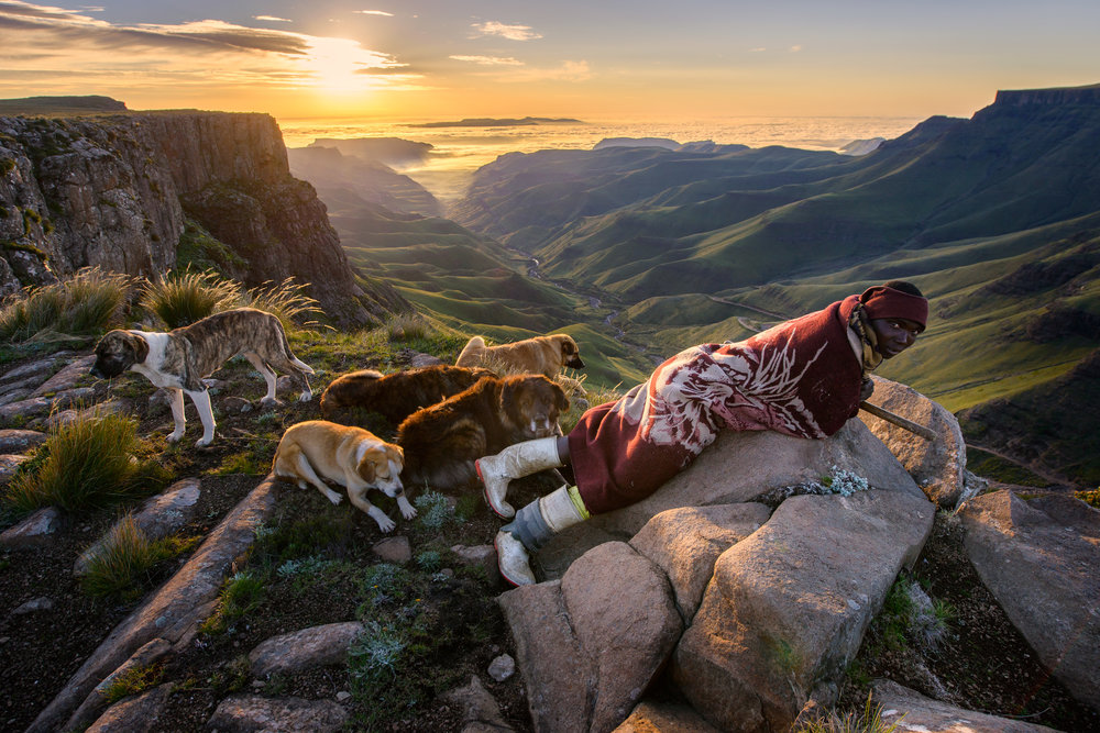 Sani Pass - Lesotho