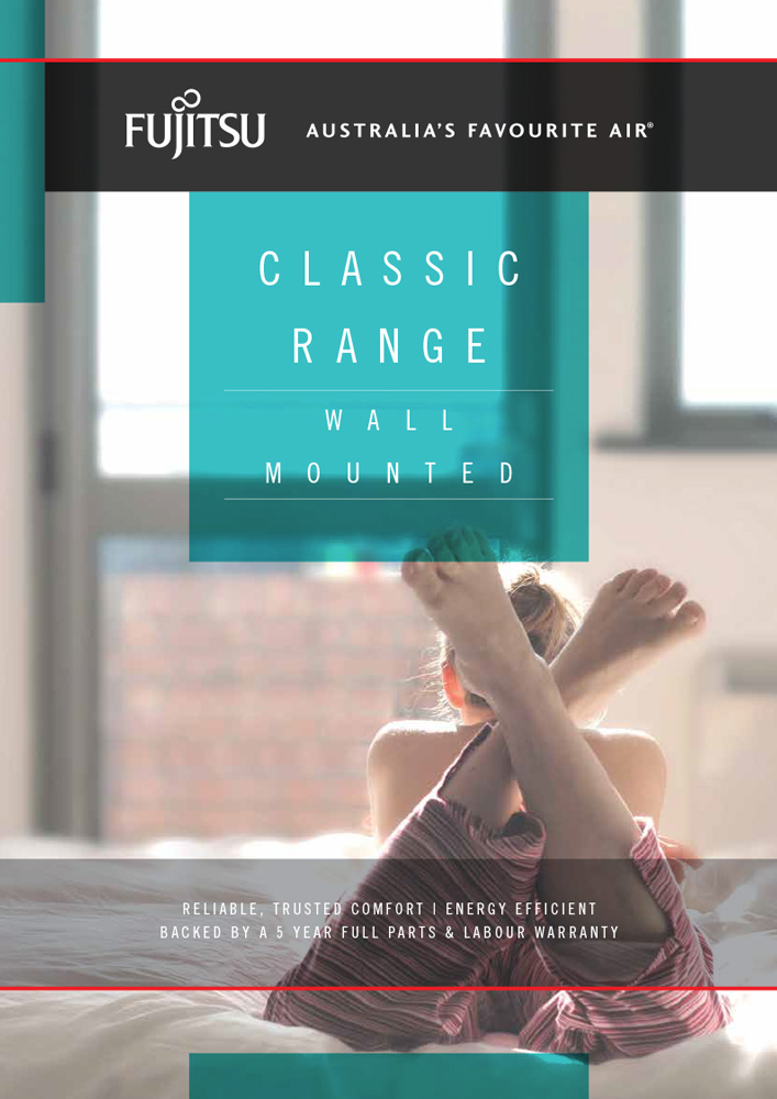 Fujitsu Classic Range Brochure