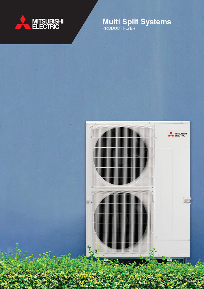 Mitsubishi Electric Multi Split Systems Brochure