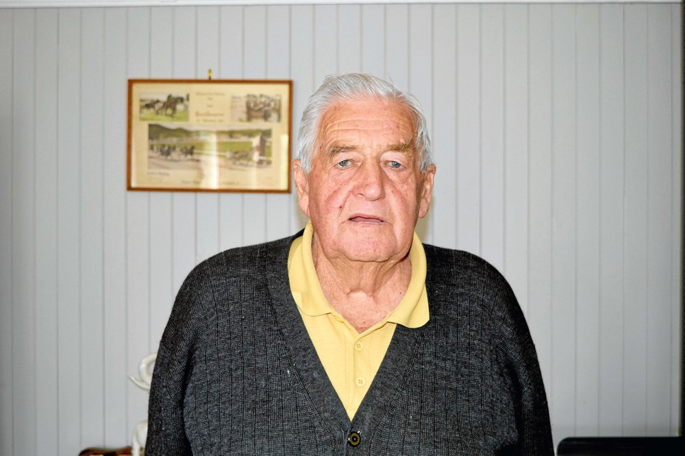 • Ron Hayes reflects on decades of life in Derby.