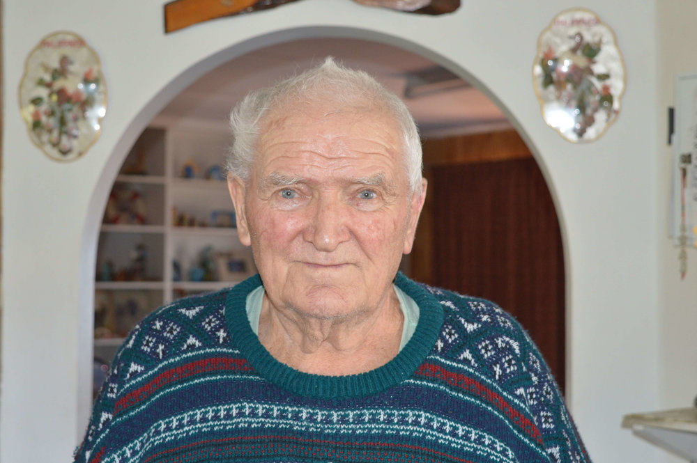 • Jim Bennett remembers collecting letters for the Queen.