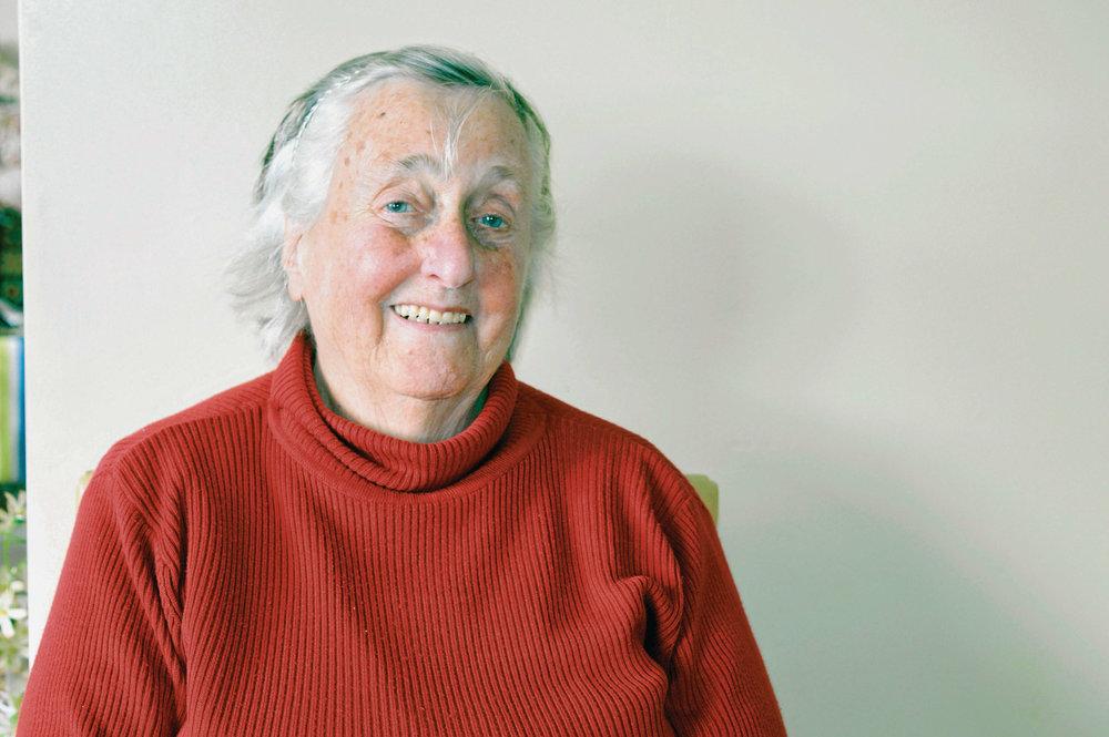 • Lois Jensen reflects on 80 years in Bridport.