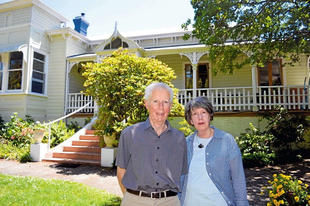 • Outgoing owners of Anabel's Sean and Andrea Blake reflect on almost 40 years in the business.