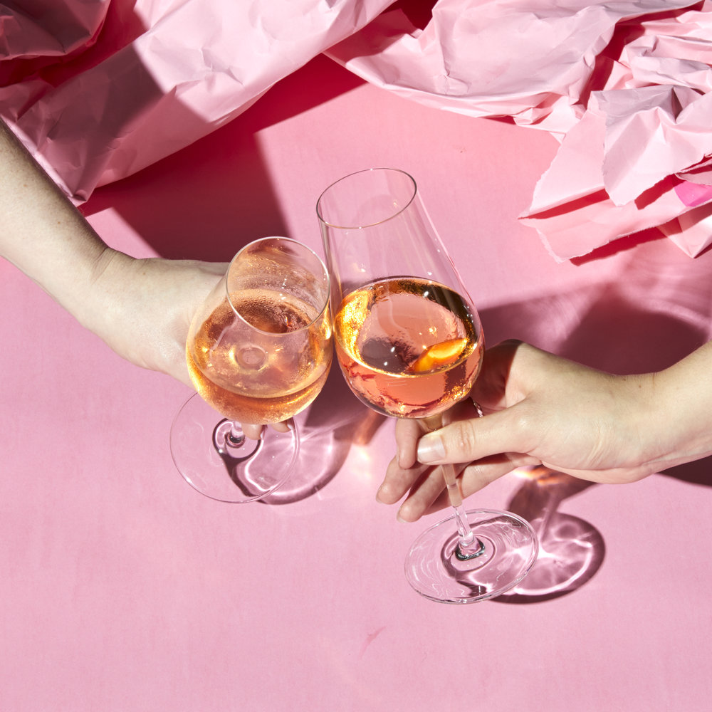 The Pink Revolution the Rise of RoséFIND OUT MORE -