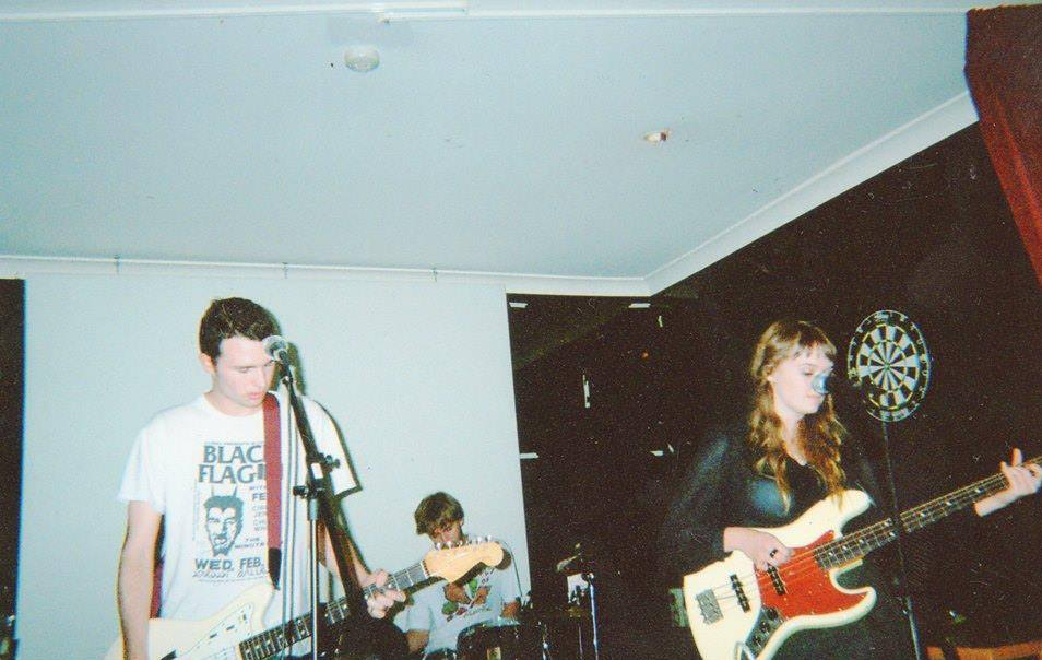 Mope City - downer-pop trio from sydney. listen to their 'petri dish' here.