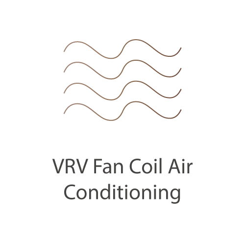 VRV Fan Coil Air Conditioning