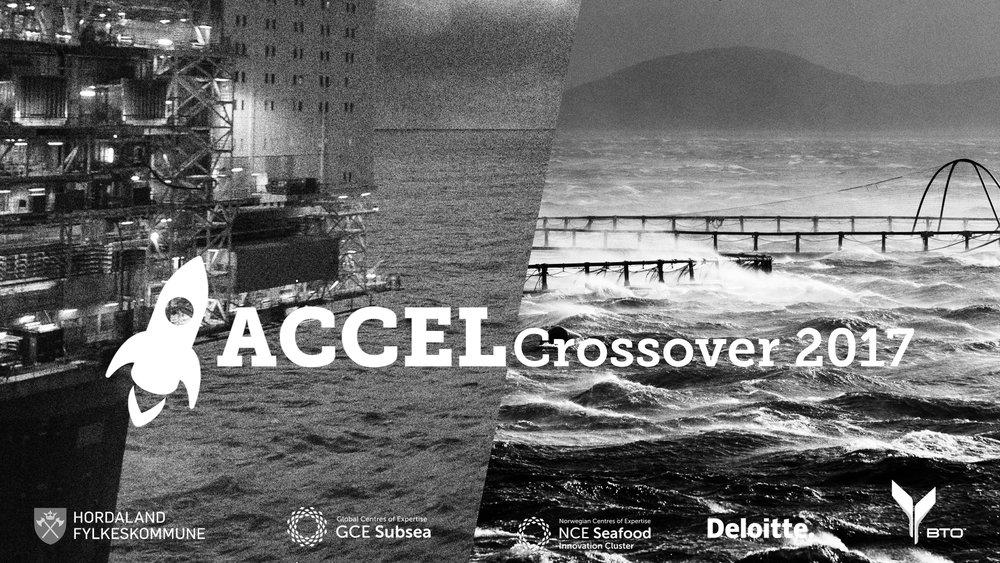 ACCEL Crossover Energy-Seafood ACCEL Crossover er programmet for innovative industriselskaper innen olje- og gassnæringen som ønsker å tilby nye produkter/tjenester mot sjømatnæringen. Programmet er gjenomført.