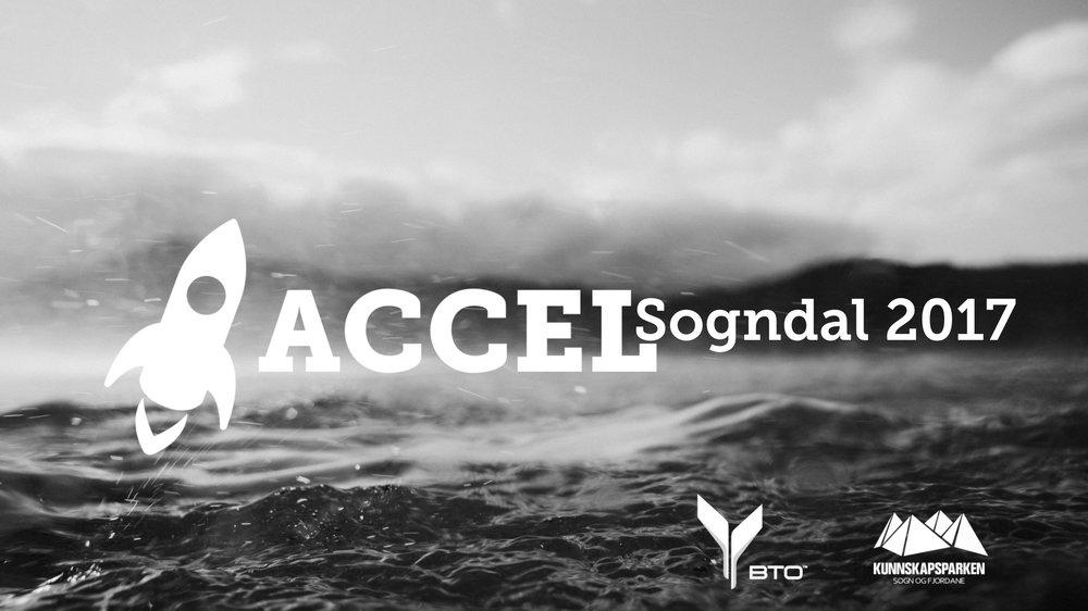 ACCEL Sogndal 2017 Over 4 dager får du som vekstselskap kunnskap om smidig forretningsutvikling. Forretningsmodell og vekststrategi står i sentrum. Programmet er gjenomført.