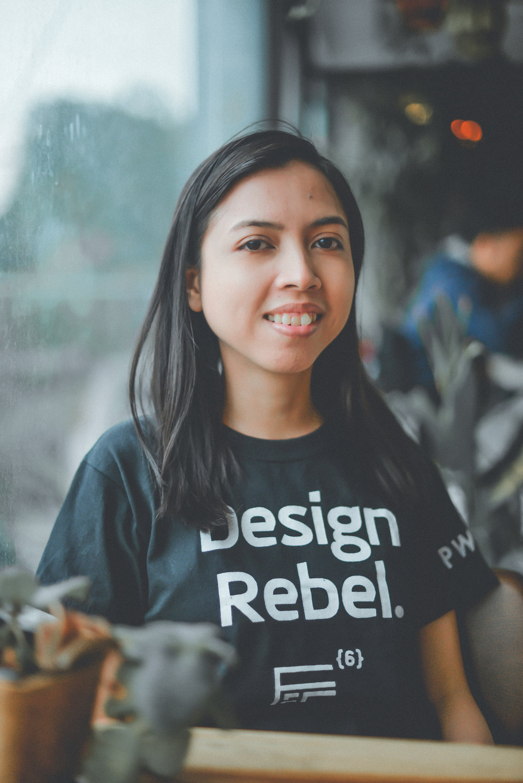 Design Community Pioneer - Sophia Lucero