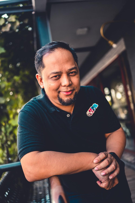 The UX Evangelist - Ely Apao