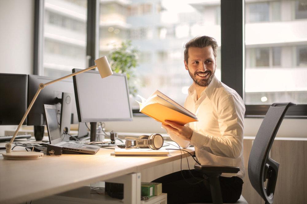 - Si creas un negocio es para aportar valor a tu vida, para ser feliz.
