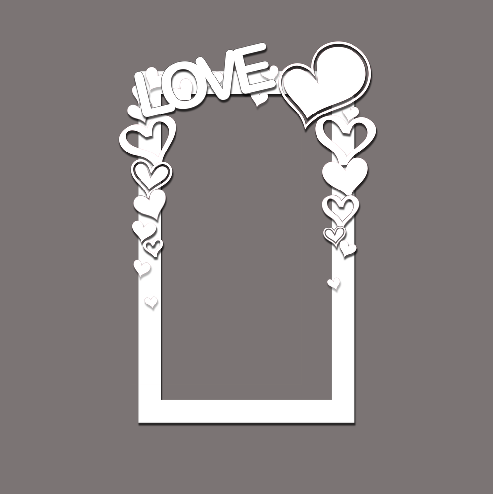 Love Frame (representation)