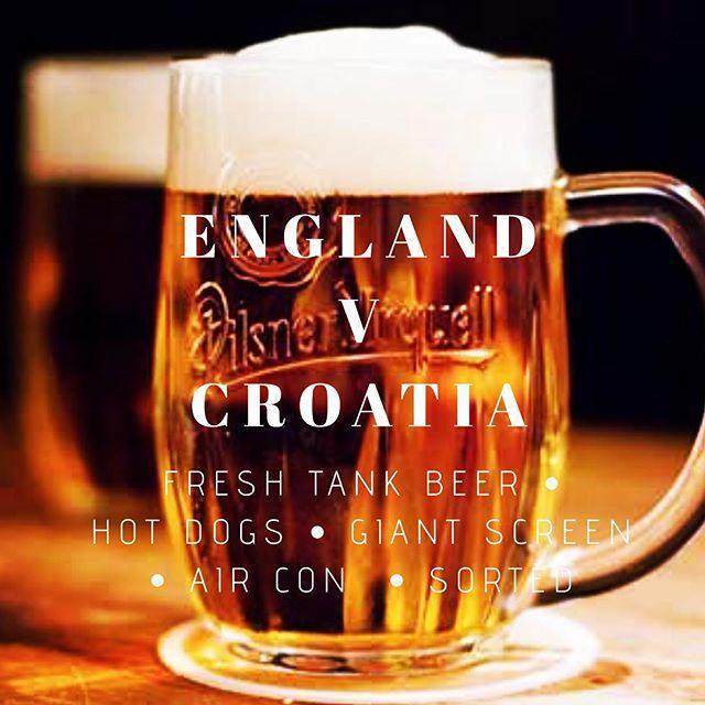 #worldcup #worldcup2018 #englandvcroatia #semifinal #itscominghome #threelions #3lions #england #football #cooperhall #manchester