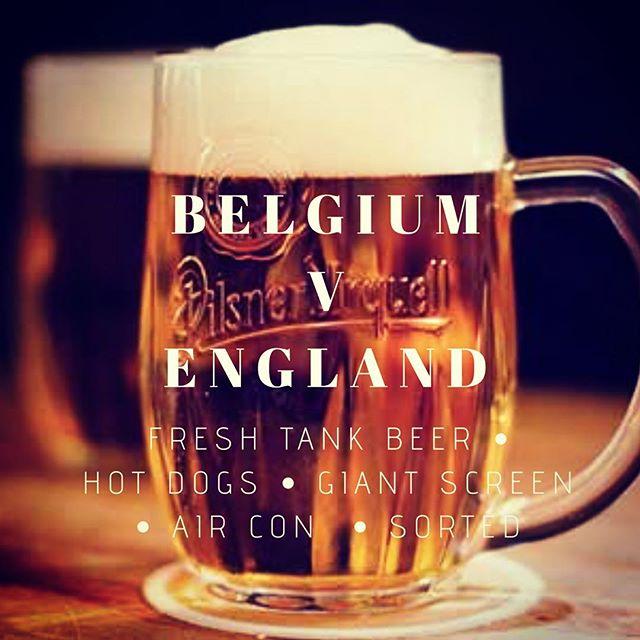 Belgium v England today @cooperhallmcr 3pm