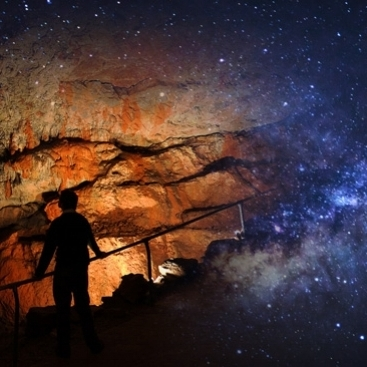 #5 STARRY NIGHT - Gaze in wonder at the night sky during an astronomical event at Kents Cavern, Torquay on the 2nd April. Starry-eyed older kids will love the Caves and Cosmos-themed evening, where Rob from astronomy charity Dartmoor Skies will host an insightful, fun and interactive talk looking back thousands of years. Book tickets