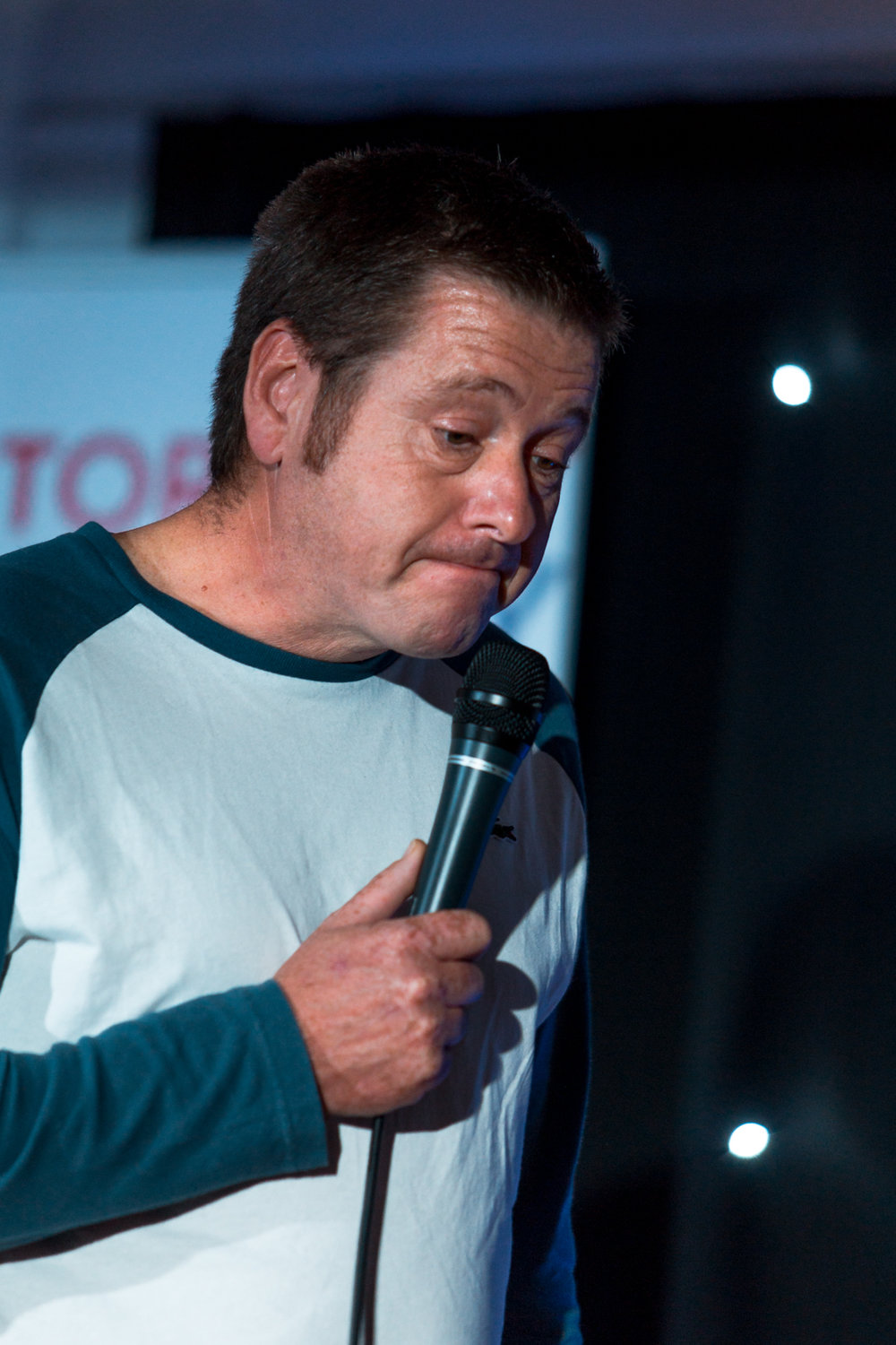 Mark Dennett - Torquay Comedy Club