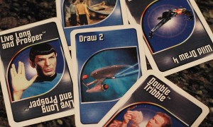 Star Trek UNO rocks!
