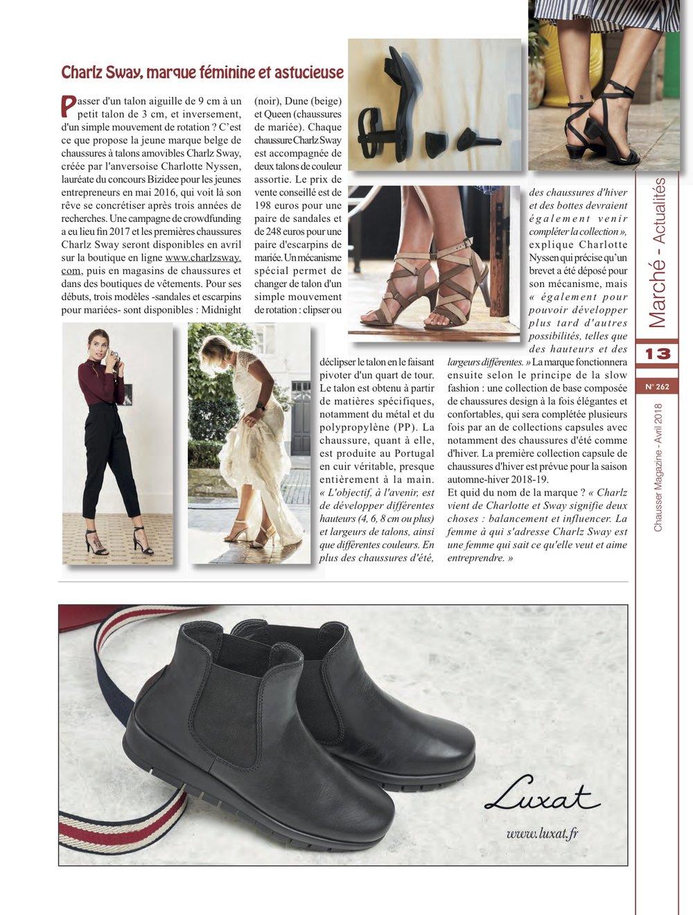 Chausser Magazine Avril 2018 - Charlz Sway.jpg