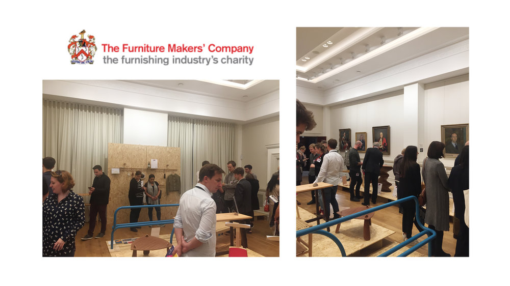 YOUNG FURNITURE MAKERS 2017, UK  -